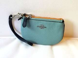 COACH Doublebag Bi-color Round Shape with Strap