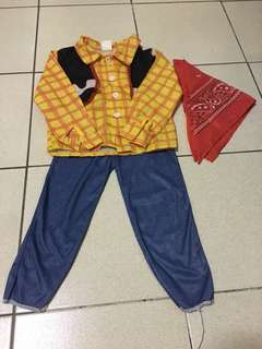 Disney's Toy's Story Woody Costume