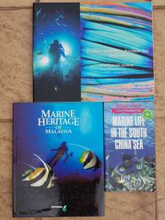 Cheap good books to let go marine life guide books