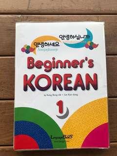 Beginner's Korean