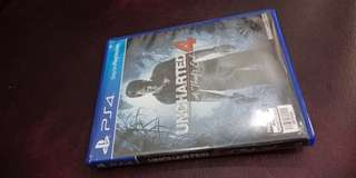 Uncharted 4, A Thief's End Original