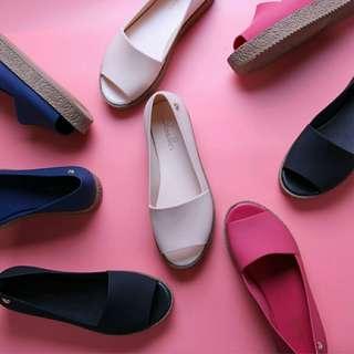Jiasilin Jelly Shoe