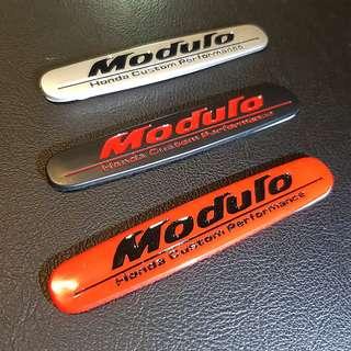 Mondulo - Honda Custom Performance Emblem Logo