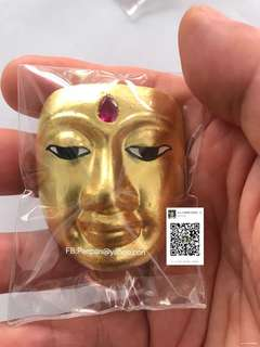 (No PM) Premium LP Boonmark Buddha Mask 高档次佛脸龙婆文玛