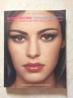 Bobbi Brown teenage beauty guide book