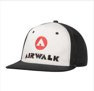 Airwalk Flat Peak Cap