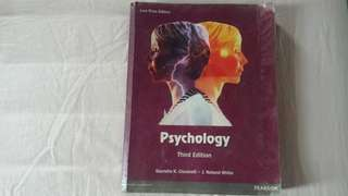 Psychology Third Edition (Pearson) by Saundra K. Ciccarelli & J. Noland White