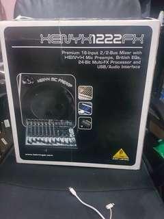 Behringer 1222Fx