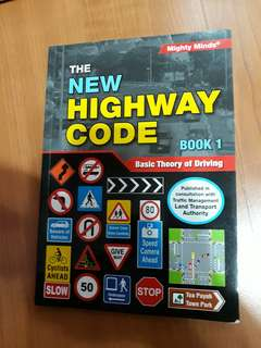 Highway Code - Driving Book
