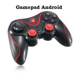 GAMEPAD ANDROID - Wireless Bluetooth Gamepad Gaming Controller for Android Smart Phone/Tablet/TV BOX/TV