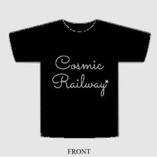EXO Cosmic Railway Fanmade T-Shirt