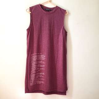 Cotton On Muscle Tee Dress