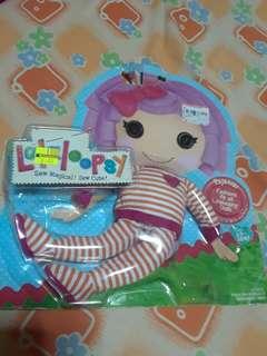 Lalaloopsy pajamas