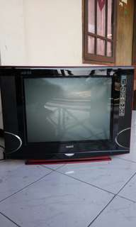 Dijual Cepat Murah Nego Tv Akari 21inch Malang