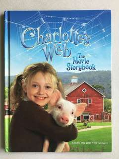 Charlotte's web. The movie storybook.