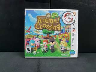 3DS Animal Crossing: New Leaf (Used Game)