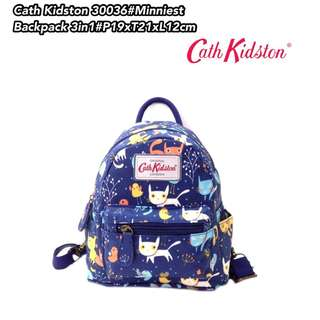 Tas Ransel Import Fashion MINNIEST Backpack 3in 1 30036- 5