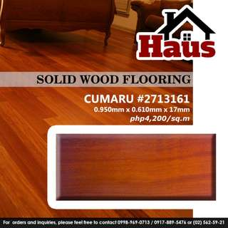 Haus Solid Flooring