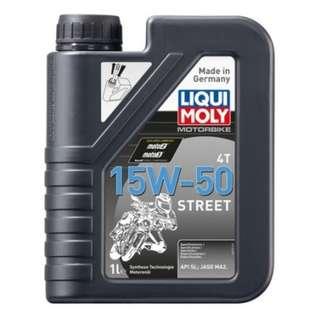 liqui moly 15w-50 street 1liter