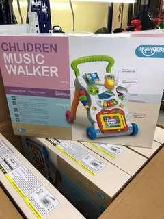 Push walker for kids