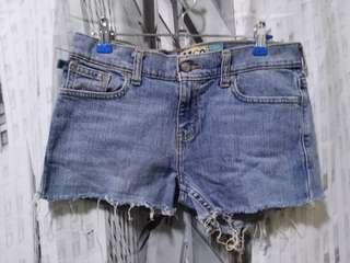 Hollister Distressed Shorts