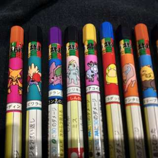 Pokemon HB pencil from Japan