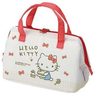 Hello Kitty/My Melody/龍貓花/Snoopy 保温便當包