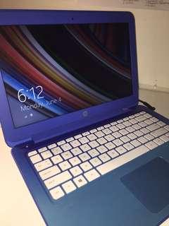 13.3 inch HP Laptop