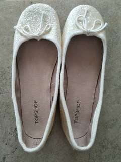 Topshop Flat Shoes