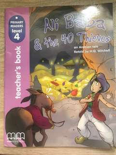 Ali Baba and the 40 Thieves 阿里巴巴與四十大盜