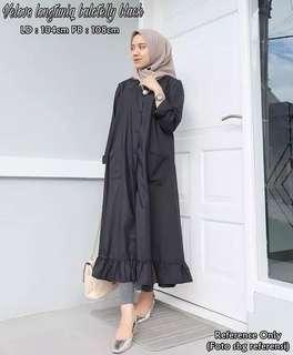 Dress Muslim Black