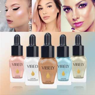 🦋5 colors Brighten Liquid Foundation Correction Concealer🦋