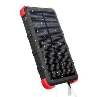 1307. OUTXE Quick Charge Solar Chargers 20,000mAh