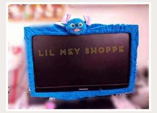 Stitch Tv Computer Laptop Cover