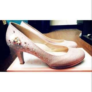 Bellarita 漫步在雲端舒適系列-婚鞋/伴娘鞋/婚紗鞋