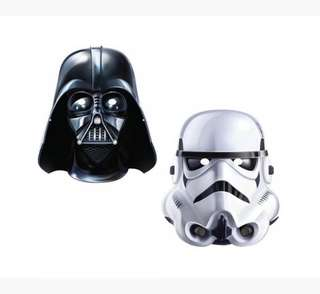 Licensed Star Wars party supplies - Star Wars mask