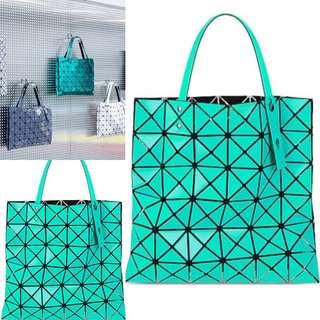 Authentic Issey Miyake Bao Bao Bag Japan Mint🇯🇵
