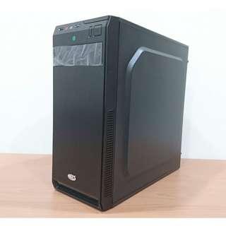 【桌機】【吃雞順跑】技嘉板H110M+七代i3+8G+1000G+GTX1050Ti-4G電競獨顯+450W+WIN10