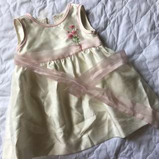 PERIWINKLE CLASSY DRESS