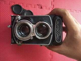 Kamera Minolta Autocord Antik