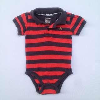 Baby Gap Striped onesie
