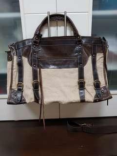 Oversized Rabeanco Bag