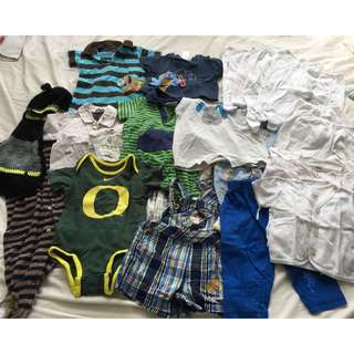 🚚 0-6months Baby Clothes for Boys