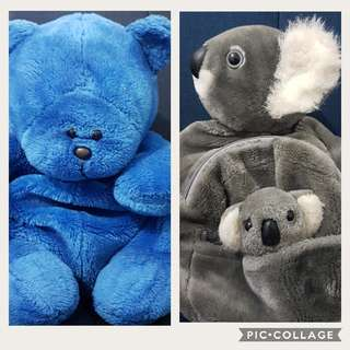 Buy 1 take 1 Cute Koala and Bear Bags