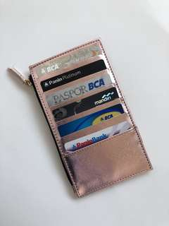 [NEW] Cardholder 12 slot + slot for money