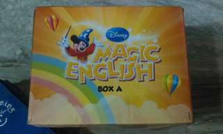 Magic English Set