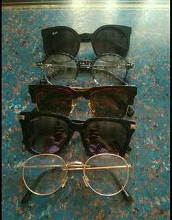 Kacamata Gaya (5 PCS)