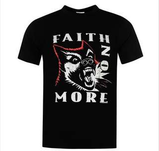 Faith No More T Shirt Mens Official Merch
