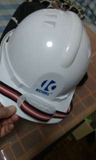 korel safety helmet (hard hat)