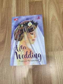 After wedding novel